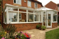 P-shaped Conservatory