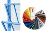 RAL Coloured Windows